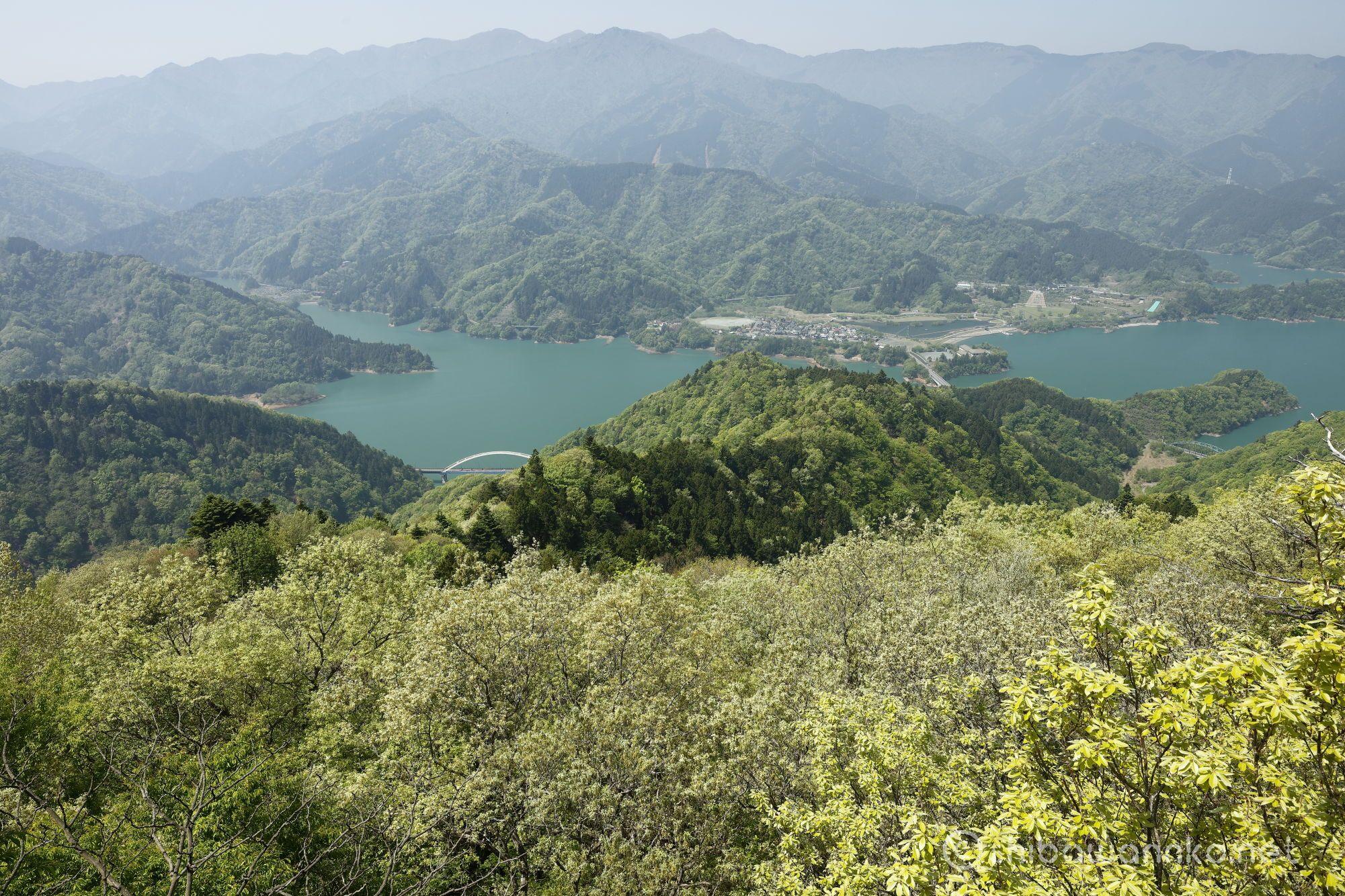 仏果山/高取山_新緑 ~GWに桜咲く丹沢の展望台!新緑に包まれる山頂へ ...