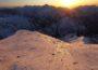 〔300名山〕唐松岳 厳冬期 ~剱岳へ落ちる夕日/稜線でお昼寝~